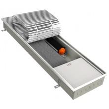 Конвектор внутрипольный с тангенциальным вентилятором Eva (12 В) КВ80-1000