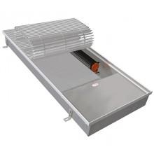 Конвектор внутрипольный с тангенциальным вентилятором Eva (12 В) КGB-1250