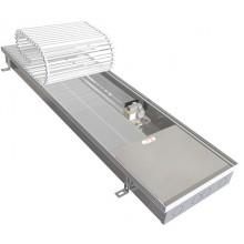 Конвектор внутрипольный с тангенциальным вентилятором Eva (12 В) KВ60-1750