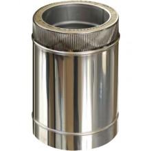 Труба двустенная Транкол ТД 330, Ø180 мм
